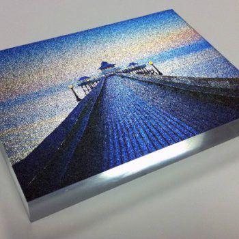 УФ печать на алюминиевых композитных материалах