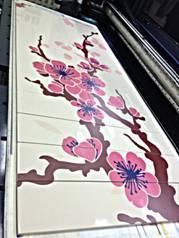 УФ печать на поликарбонате