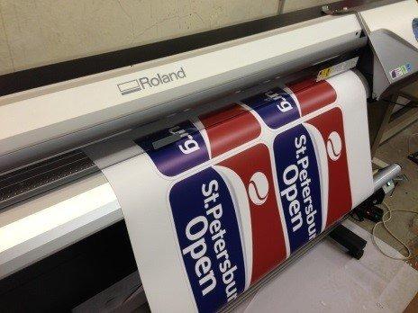 Интерьерная печать на пленке